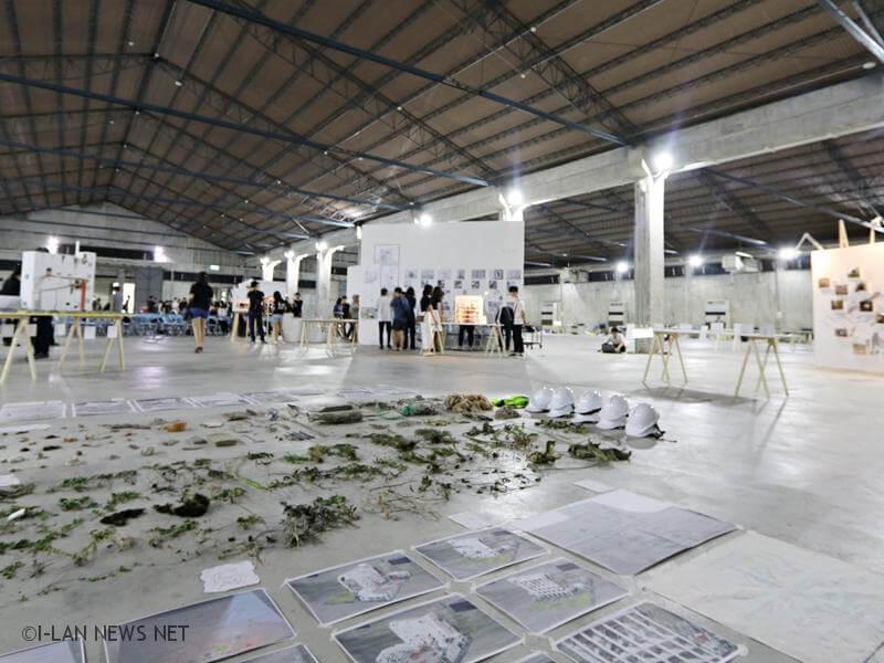 中興文創園區國際設計競圖工作營-成果展覽「重新想像1935」