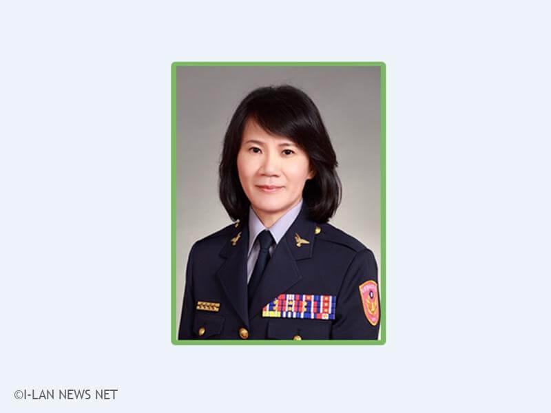 羅東分局出現首位女分局長 陳立祺6月17日接任!