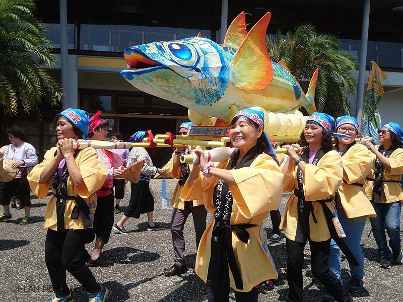 歡迎民眾在9月7日來南方澳體驗最具在地特色、最有海味的嘉年華會。