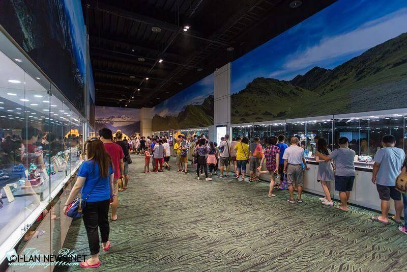 宜蘭綺麗珊瑚寶石觀光工廠暫停營業3個月